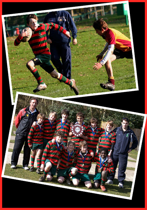 Aldro Rugby Sevens Competitions